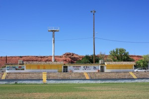 Dixie's Sunbowl 150 S. 400 East  St. George, Utah