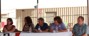 Sara Lang, Sherrie Lou Reeder, Kenneth Neilson, Daylene Mary Ure, Bill Hudson