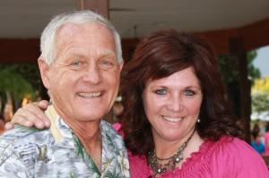 Sherrie Reeder & her dad