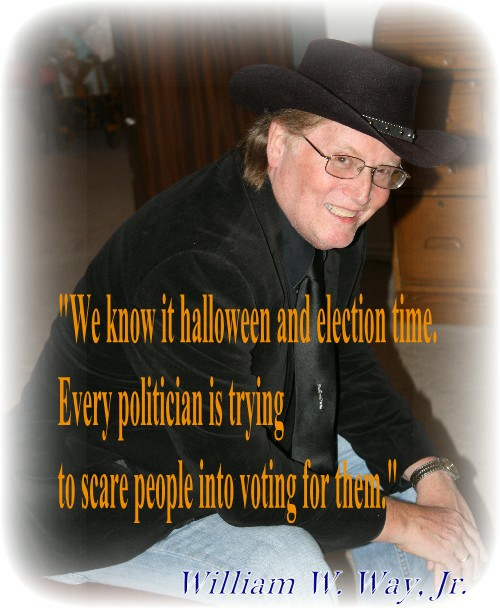 Halloween and politics