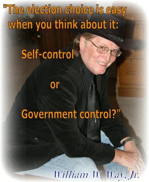 self control v gov control